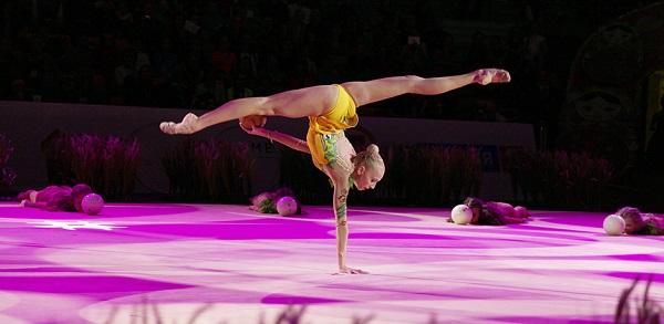 Художественная гимнастика - её достоинства и недостатки